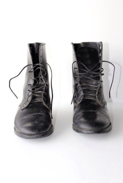 shoes military shoes black shoes indie boots military boots black hippie