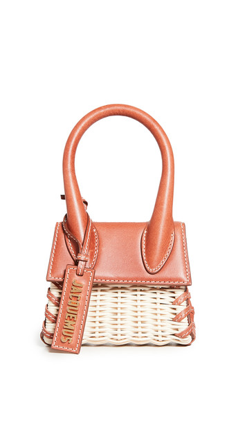Jacquemus Le Chiquito Bag in red