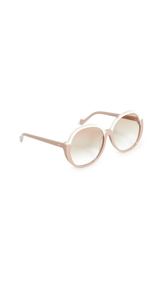 Zimmermann Joliette Sunglasses in brown