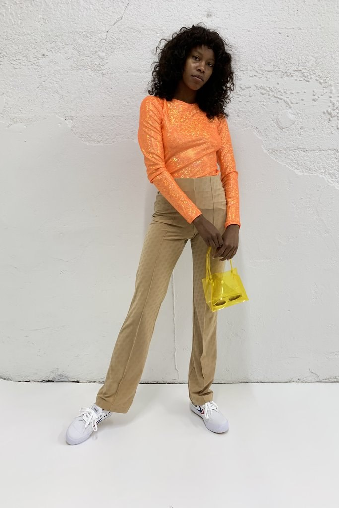 Lissi Pant - Nude