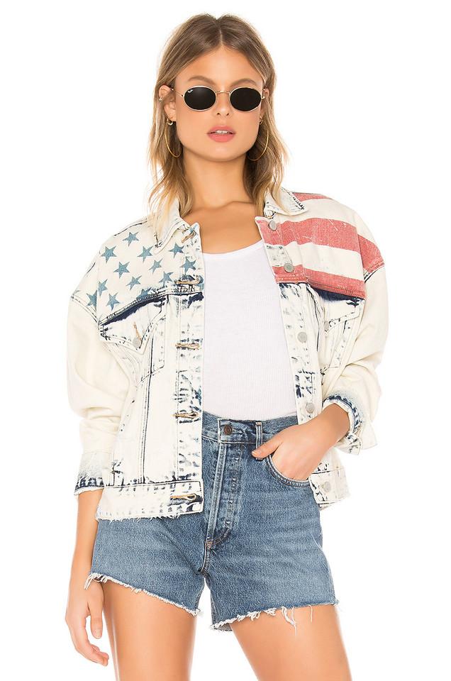 BLANKNYC Oversized Jacket