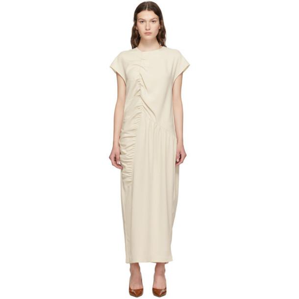 Toteme Off-White Calvello Dress