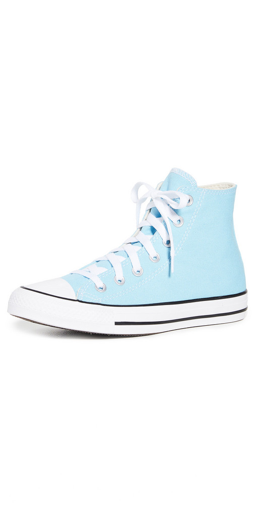 Converse Chuck Taylor All Star Hightop Sneakers in blue