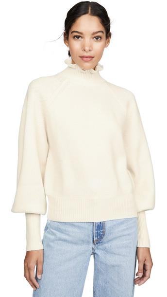 Ba & sh Raph Sweater in ecru