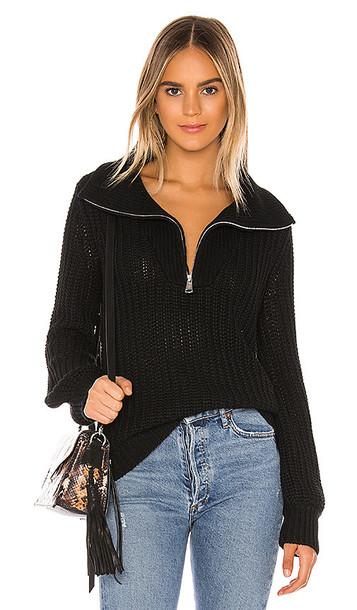 Tularosa Dion Sweater in Black