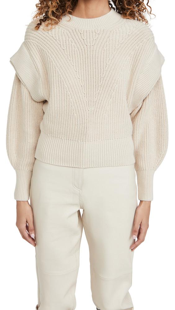 IRO Kharla Pullover in beige