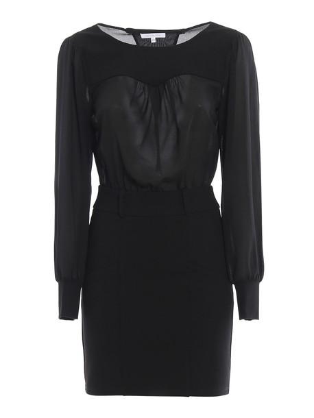 Patrizia Pepe Dress in nero