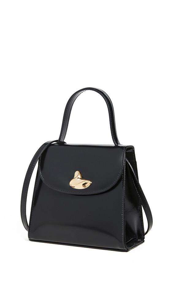 Little Liffner Little Lady Swirl Bag in black