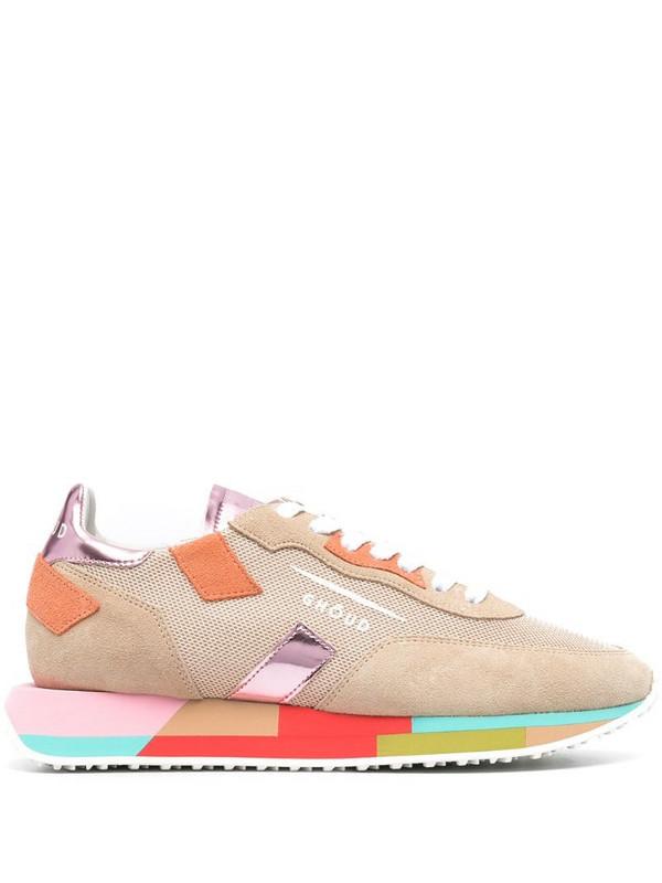 Ghoud Rush low-top sneakers in neutrals