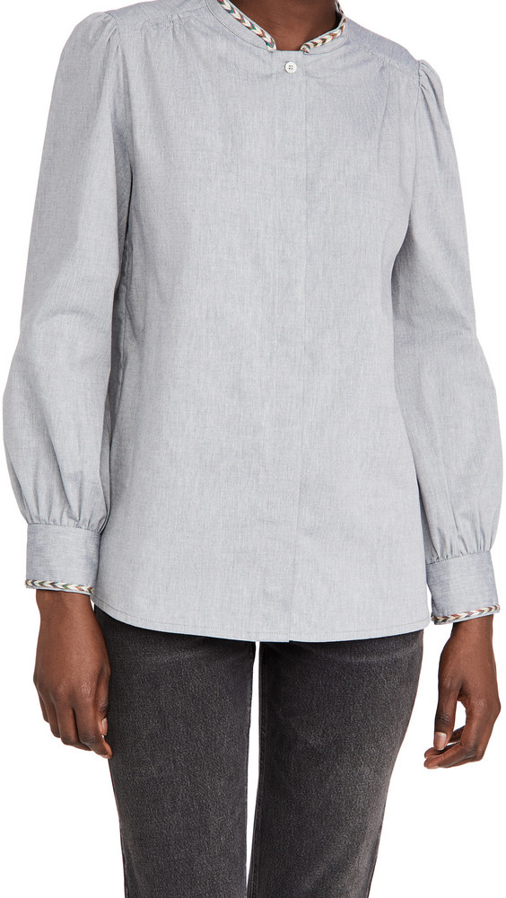 A.P.C. A.P.C. Blouse Patty Blouse in blue
