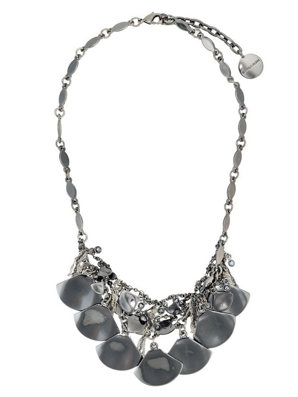 Camila Klein Leques Francisca Schubert necklace in black