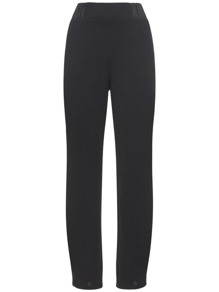 NO KA'OI Lifestyle Pants in black