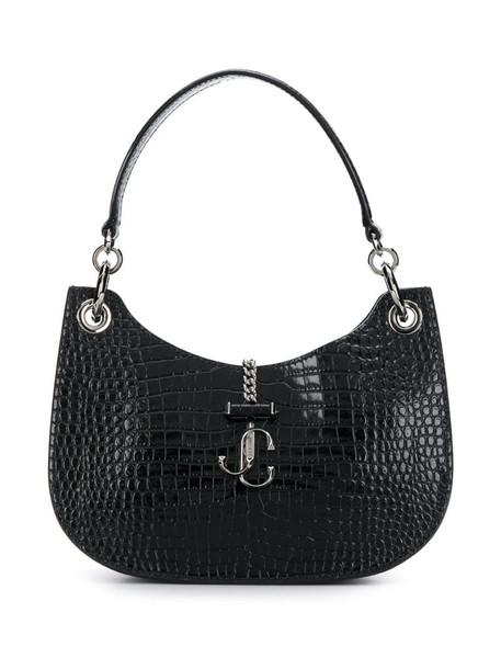 Jimmy Choo small Varenne shoulder bag in black