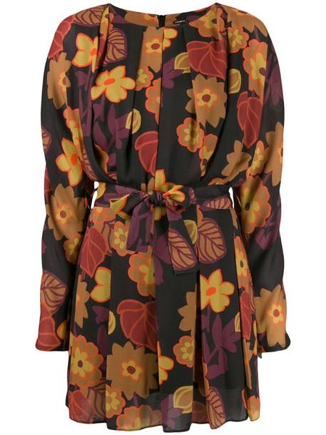 Dodo Bar Or Gloria floral print dress in black
