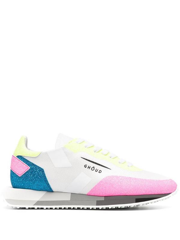 Ghoud Venice low-top sneakers in white
