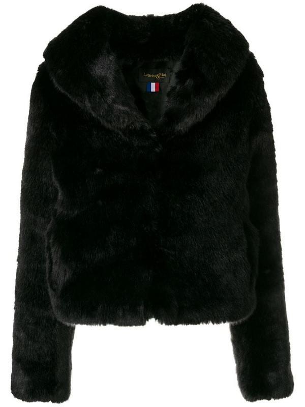 La Seine & Moi Erelle jacket in black