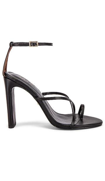 RAYE Lark Heel in Black
