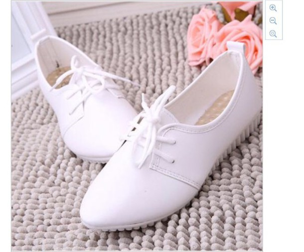 shoes flat pointed euro
