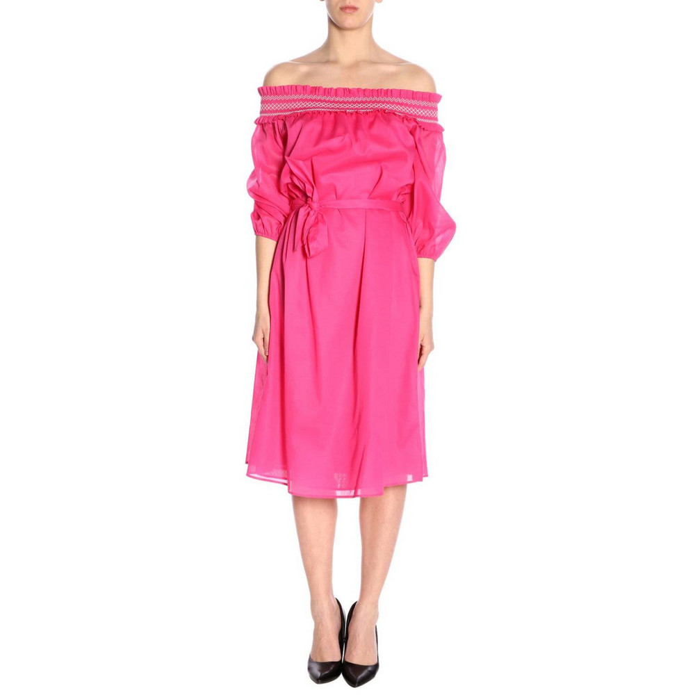 Blumarine Dress Dress Women Blumarine in fuchsia