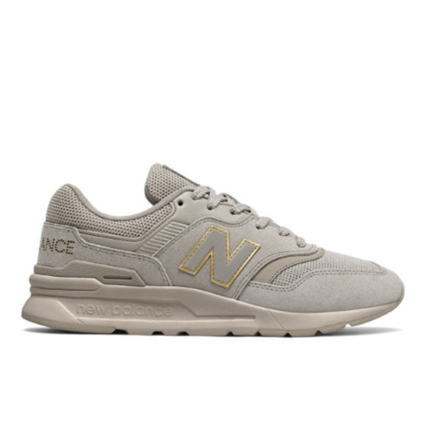 New Balance 997H Women's Classics Shoes - Grey (CW997HCL)