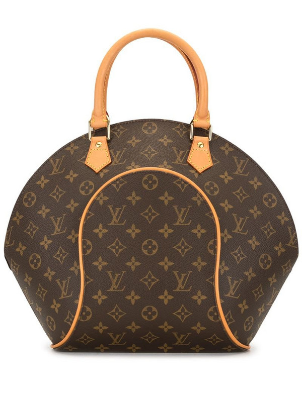 Louis Vuitton 2001 pre-owned Ellipse MM tote bag in brown