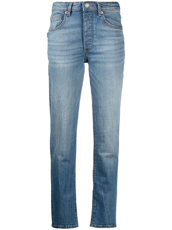 Zadig&Voltaire Mama tapered jeans in blue
