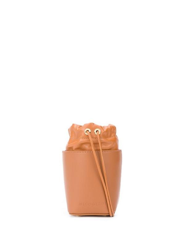 Nico Giani Adenia Micro tote in brown