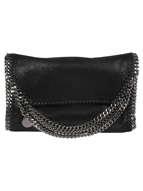 Stella McCartney Mini Falabella Shoulder Bag in black