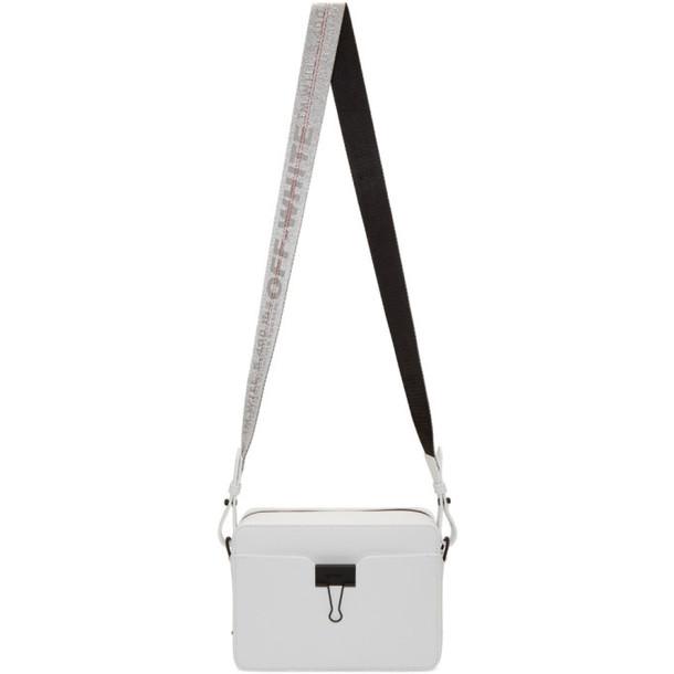 Off-White White Camera Bag