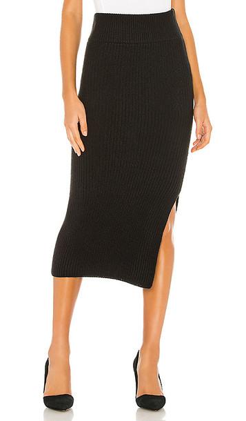 Callahan Hannah Skirt in Black