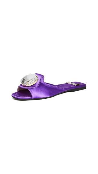 No. 21 Sandal Slide Slippers