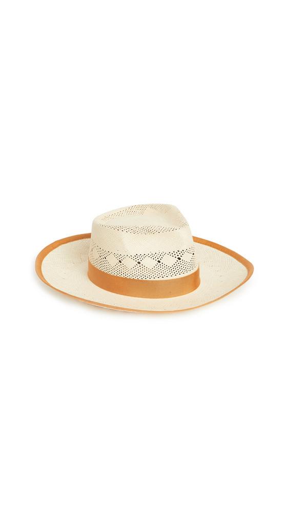 Freya Marigold Hat in natural