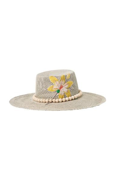 Maison Alma Moda Exclusive La Sombra Hat in grey