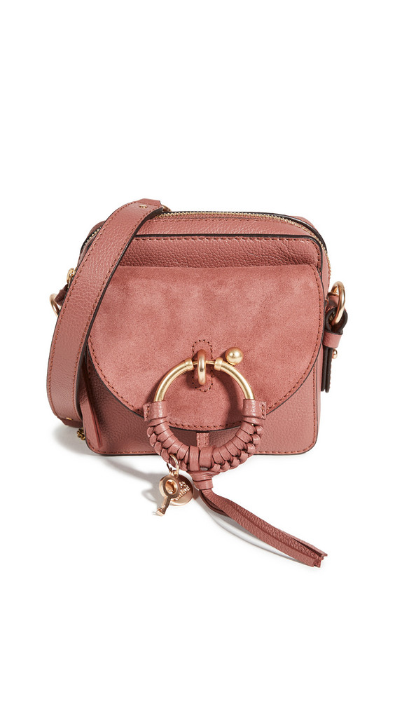 See by Chloe Joan Mini Crossbody Bag in brown