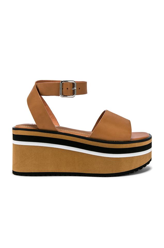 Alias Mae Oasis Sandal in brown