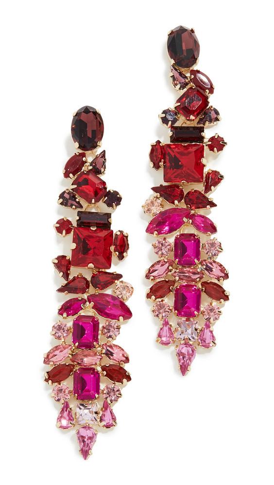 Stella + Ruby Stella + Ruby Ruby Drop Earrings