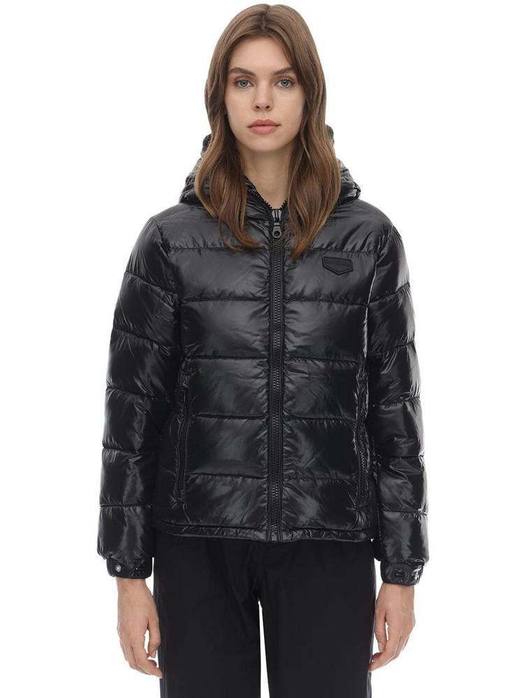 DUVETICA Kuma Nylon Down Jacket in black