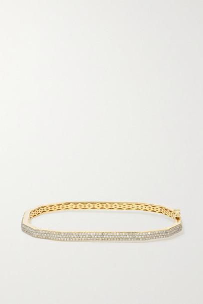 OFIRA - 18-karat Gold Diamond Bracelet