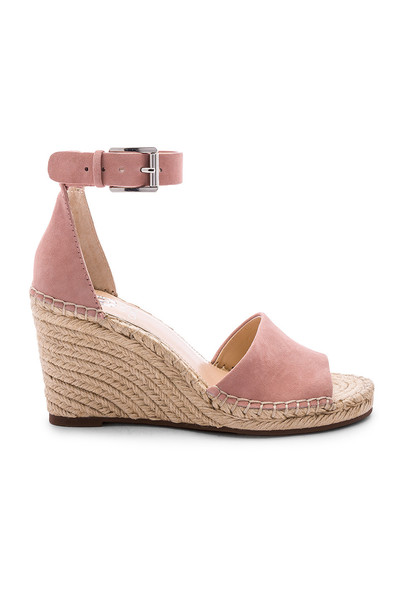 Vince Camuto Leera Wedge in pink