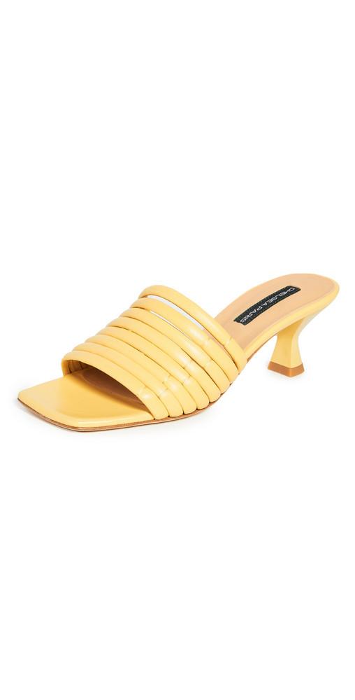 Chelsea Paris Royce Sandals in yellow