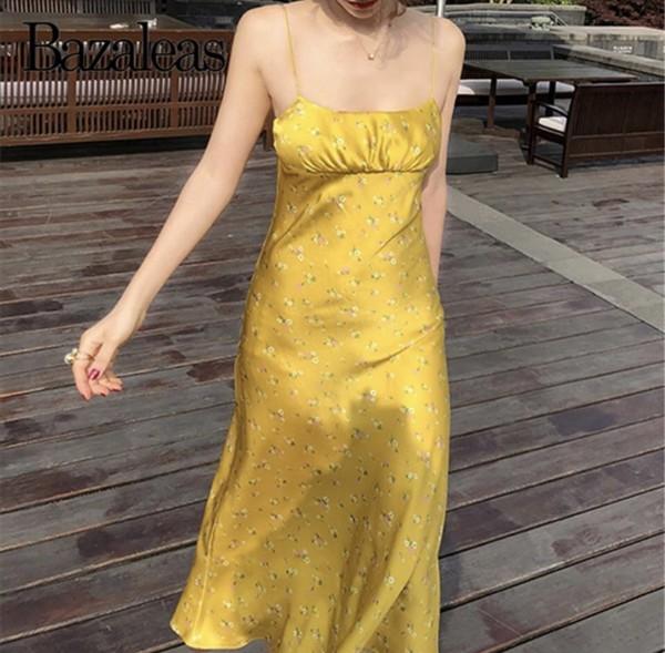 dress maxi dress slip dress yellow silk yellow dress floral mustard mustard dress