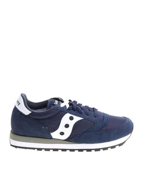 Saucony Jazz Original Sneakers in blue