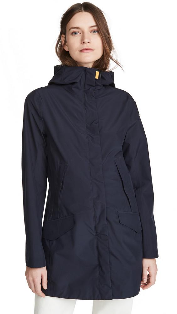 Parajumpers Rachel All Weather Jacket in navy