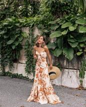 dress,maxi dress,floral maxi dress,floral,floral dress