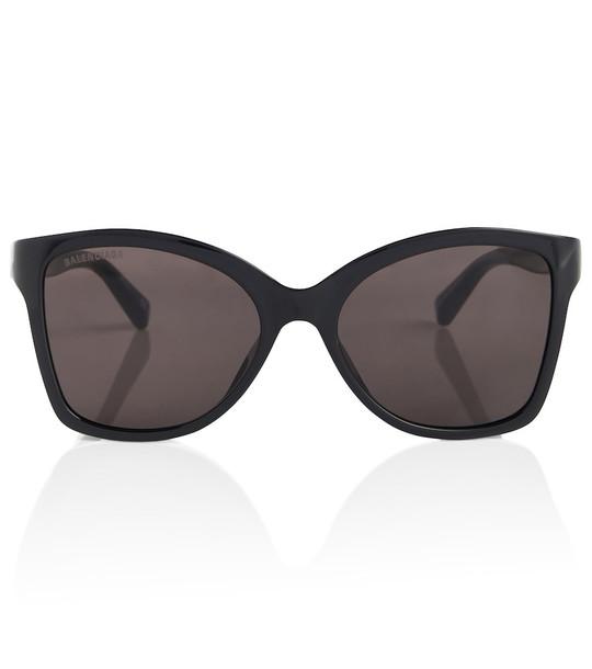 Balenciaga Square sunglasses in black