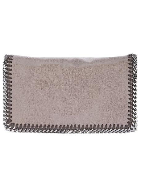 Stella McCartney 'Falabella' shoulder bag in grey