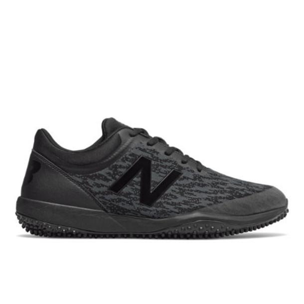 New Balance 4040v5 Turf Men's Cleats and Turf Shoes - Black (T4040AK5)