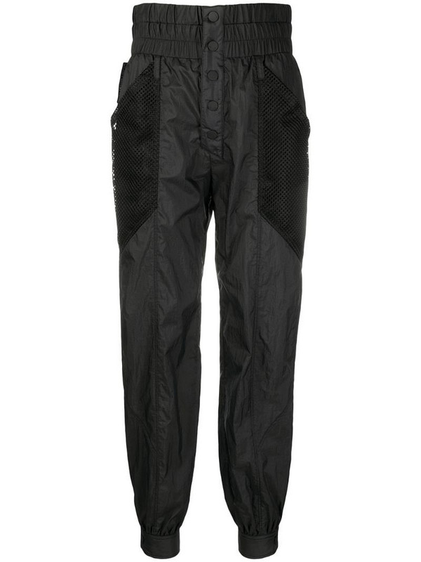 Just Cavalli slim-fit cargo trousers in black