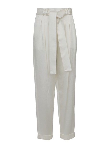Balmain Paris Trousers in white