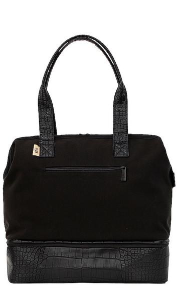 BEIS Mini Weekend Bag in Black